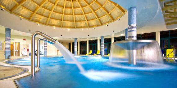Zima v Bardejovských Kúpeľoch s plnou penziou, procedúrami a neobmedzeným wellness/Bardejovské Kúpele