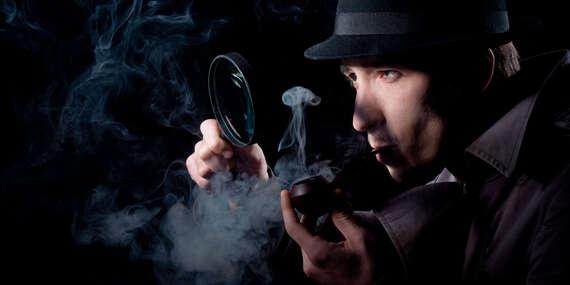 Zábava pro celou rodinu - úniková hra Tajemství stroje času nebo detektivní hra Vražda v Devonshiru s platností až do prosince 2020/Ostrava