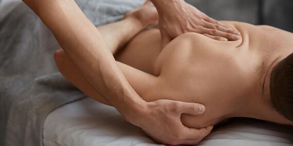 Relaxačná masáž alebo celotelová relaxačná masáž/Bratislava - Ružinov