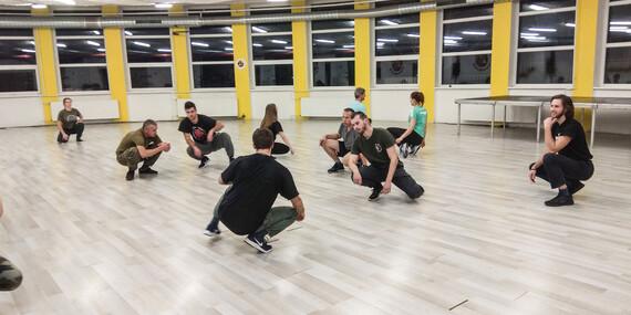 Tréning bojového umenia Systema pre zdravie / Bratislava