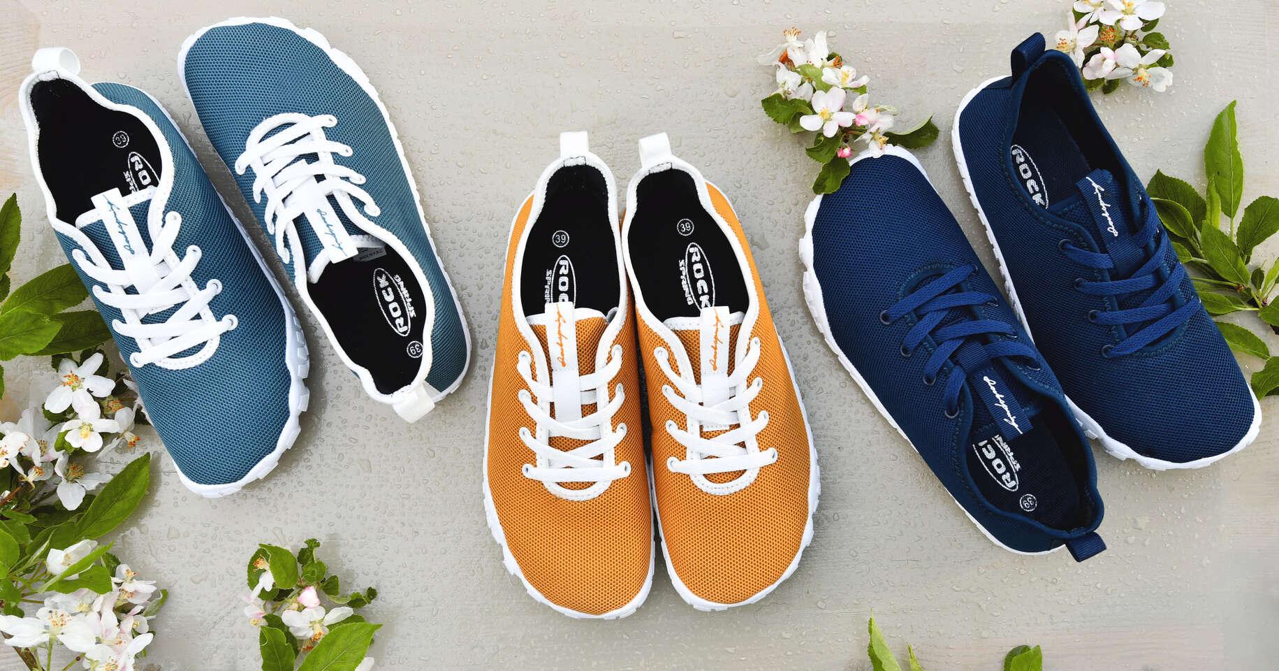 Barefoot obuv pre dámy aj pánov