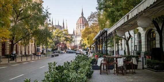Ubytovanie s raňajkami v štýlovom Soho Boutique Hoteli**** v samotnom centre Budapešti/Maďarsko - Budapešť
