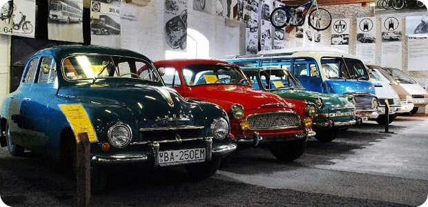 Muzeum dopravy v Bratislave