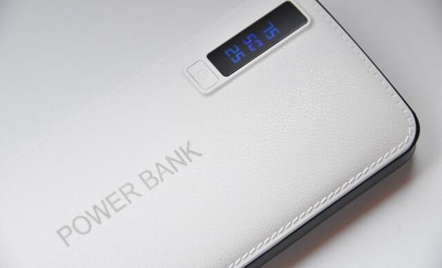 Univerzálna núdzová nabíjačka Powerbank s kapacitou 10000 až 20000 mA.