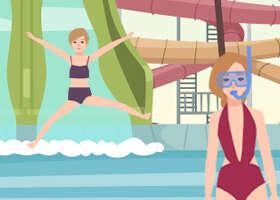 10 tipů na nejlepší aquaparky u nás