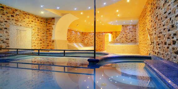 Dokonalý odpočinek ve Špindlerově mlýně s neomezeným wellness a polopenzí v hotelu Lesana *** / Špindlerův Mlýn