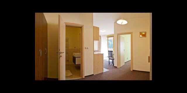 Letný raj v hoteli Čertov Wellness & SPA*** s jedným z najväčších wellness v okolí.