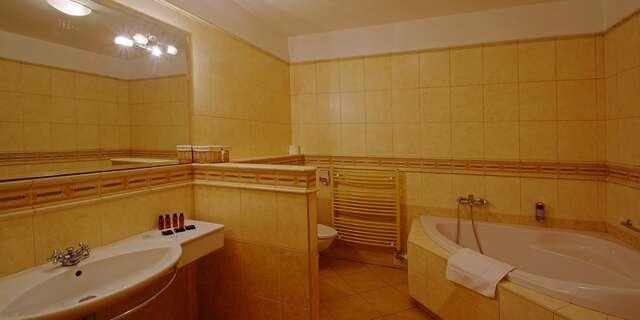 Pobyt v Hoteli u Leva s polpenziou a výhodami pre spoznávanie Spiša.