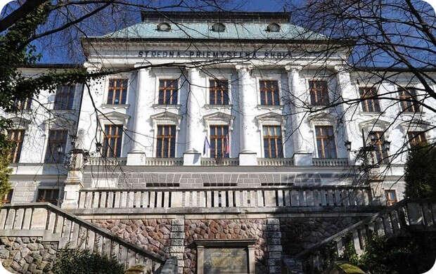 Banícka akadémia a botanická záhrada
