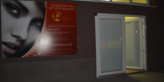 Dokonalé obočie s technikou Combre - kombinovaná technika microbladingu a shadingu/Bratislava - Lamač