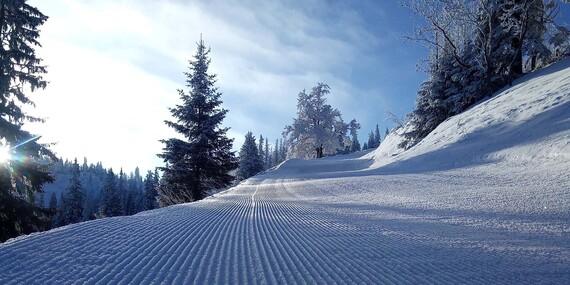 Rodinný pobyt priamo v lyžiarskom stredisku s polpenziou a skipasmi v obľúbenej Čertovici v Nízkych Tatrách / Jarabá – Ski Čertovica