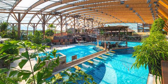 Ubytovanie v chate 436 priamo v rezorte aquaparku/Liptovský Mikuláš