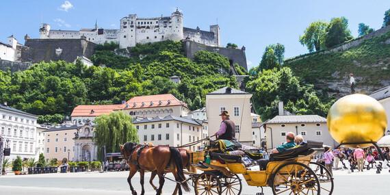 Veľkonočný Salzburg s plavbou po jazere Wolfgangsee/Salzburg