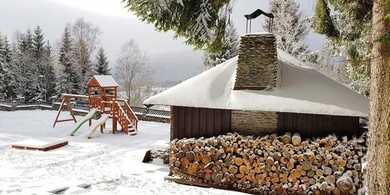 Celoroční pobyt v šumavském hotelu Stella pod horou Špičák s polopenzí, variantami s vířivkou i saunou a platností do prosince 2020/Šumava - Železná Ruda