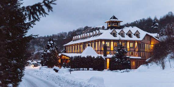 Rodinný hotel GOLFER*** v tichu Kremnických vrchov len 15 minút od ski centra Skalka aréna / Kremnica