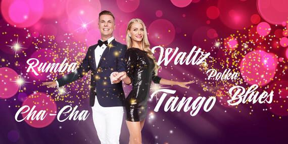 Základný tanečný kurz v Tanečnej škole TOP CENTRUM/Bratislava – Staré Mesto, Ružinov, Petržalka