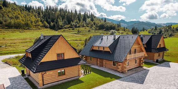 Dovolenka na Orave pre celú rodinu s pobytom v chatkách Josu, bazénom a wellness/Orava - Zuberec
