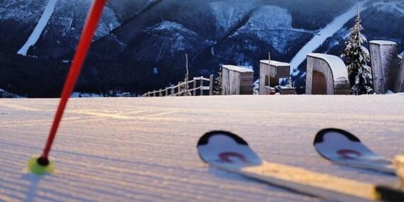 Užijte si lyžování v Krkonoších s polopenzí a až 2 dětmi do 18 let zdarma v penzionu Kamenný mlýn/Krkonoše - Strážné