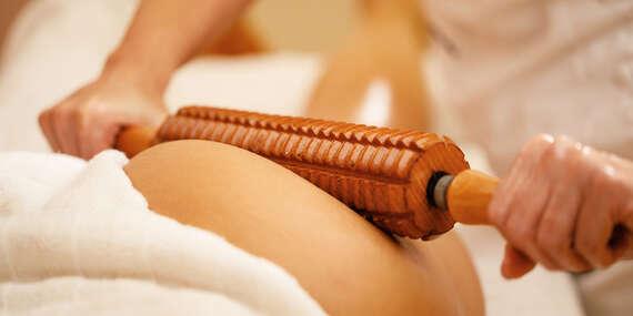 Masáže, maderoterapia, lymfodrenáž alebo kryolipolýza v salóne Beauty Care/Levoča
