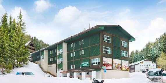 Štědrý den ve Špindlu i čtyřdenní vánoční pohoda v srdci Krkonoš v hotelu Lenka přímo ve skiareálu Svatý Petr pro 1 osobu / Krkonoše - Špindlerův mlýn