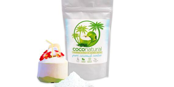 Instantná kokosová voda Coconatura pre vašu štíhlu líniu/Slovensko