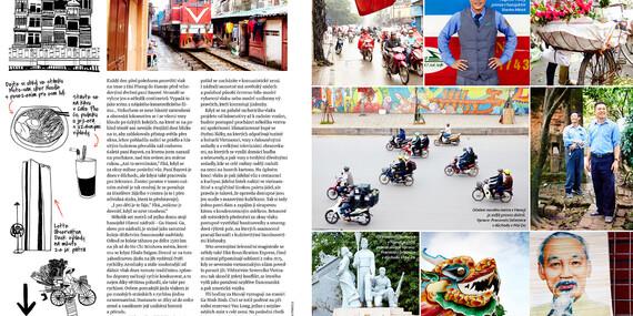 Magazín pro nadšence cestování - roční předplatné časopisu Lonely Planet/Slovensko