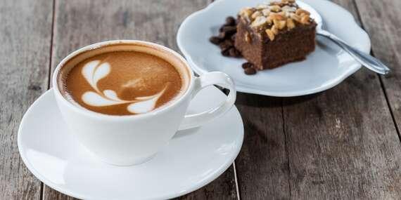 Akákoľvek káva + čokoládový dezert ganache v HARLEY SALOON® / Bratislava - Vrakuňa