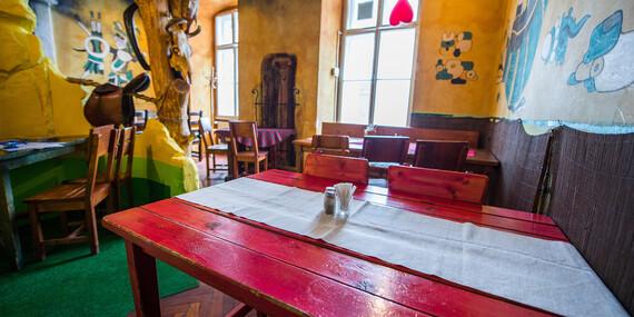 Výber najväčších mexických špecialít pre dvoch v Starom Meste v Hacienda & El Diablo/Bratislava - Staré Mesto