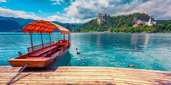 Slovinský penzión Zaka*** len 100 m od čoraz obľúbenejšieho jazera Bled/Slovinsko - Bled