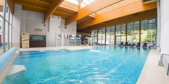 Čertovsky príjemný relax v hoteli Čertov Wellness & SPA*** s kúpaním a polpenziou/Slovensko - Lazy pod Makytou