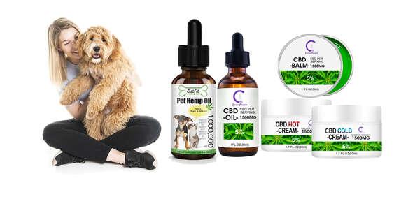 Liečivé až 30 ml CBD oleje pre vás aj vašich miláčikov, cena vrátane poštovného/Slovensko