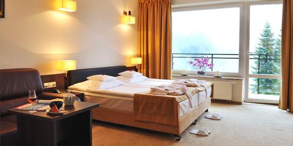 Relax v najkrajšom kúpeľnom meste Poľska v hoteli 4 Pory Roku & Spa s prestížnym ocenením / Poľsko - Krynica - Zdrój
