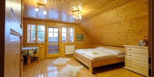 Ubytovanie v chate Preveľkô