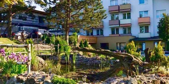 Slovenský raj z hotela Čingov*** so stravou, wellness a dieťaťom do 6 r. zdarma, ubytovanie v zrekonštruovaných izbách STANDARD PLUS/Slovenský raj - Čingov