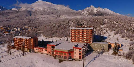 TOP ponuka vGRAND HOTELI BELLEVUE**** snovým TOP wellness, polpenziou aplatnosťou počas celého roka 2021/Vysoké Tatry - Horný Smokovec