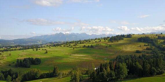 Pobyt v poľských Tatrách v krásnom rezorte Kaniówka*** len 6 min. od Terma Bania/Poľsko - Bialka Tatrzanska