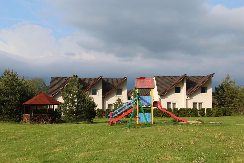 Ubytovanie priamo v Holiday Village pri Tatralandii