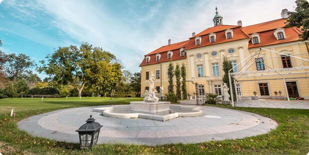 Kaštieli Theresia Chateau v Bernolákove