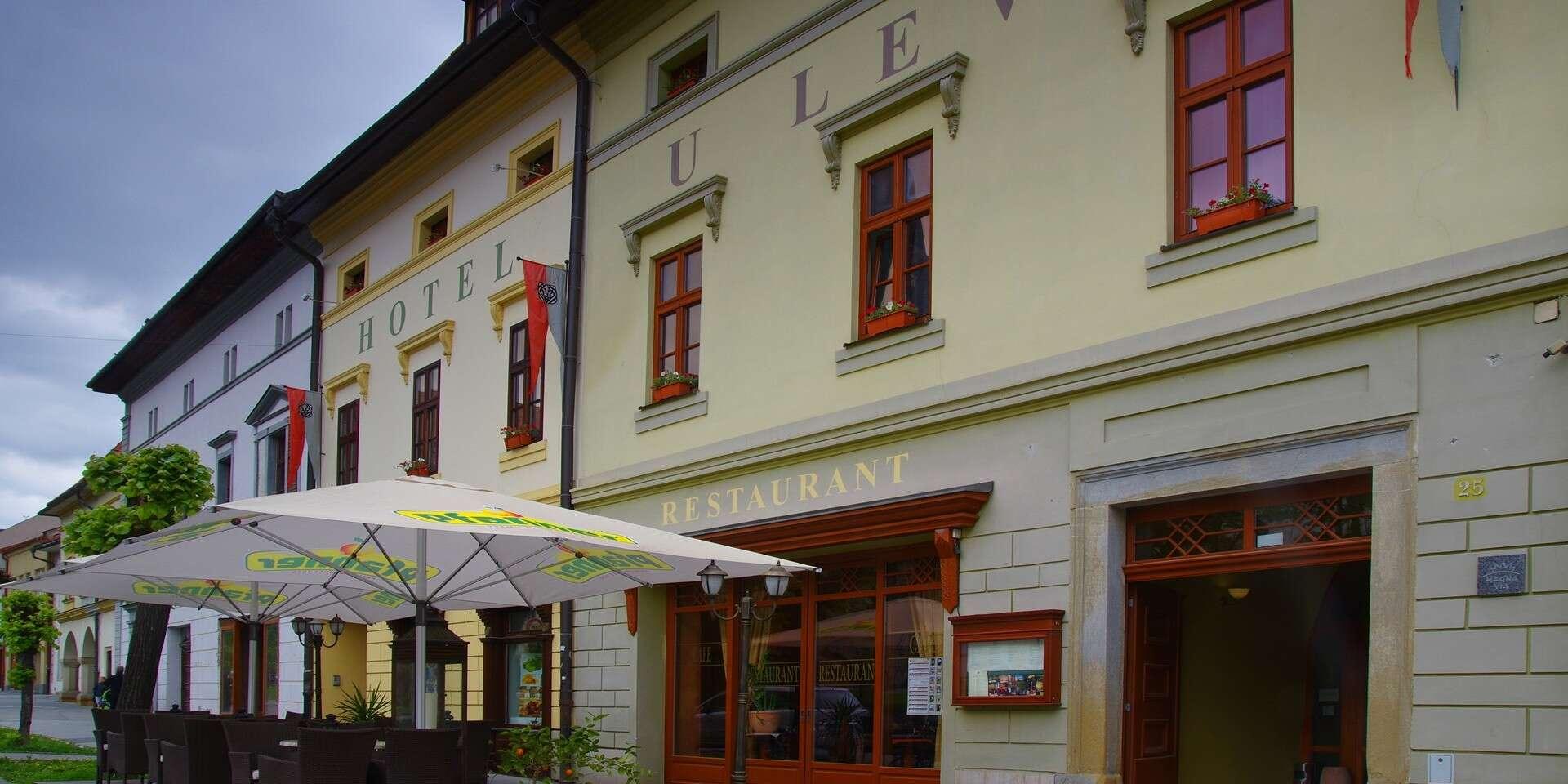 Pobyt v Hoteli u Leva s polpenziou a výhodami pre spoznávanie Spiš...