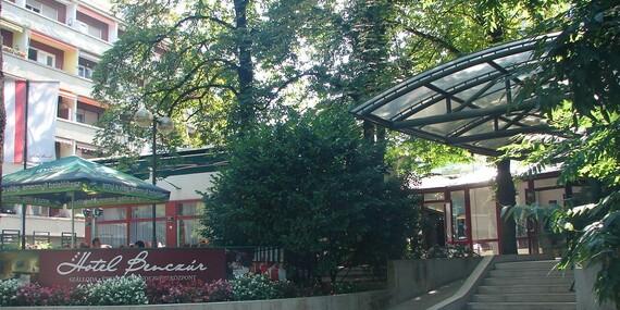 Hotel Benczúr*** v centre Budapešti len 13 minút pešo od slávnych kúpeľov Széchényi/Maďarsko - Budapešť