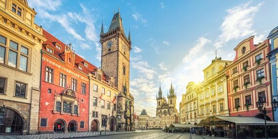 Moderné apartmány len 300 m od Staroměstského námestia a 500 m od Karlovho mostu/Česko - Praha