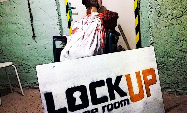 Hororová escape room Resident Evil - pomôž zachrániť ľudstvo pred skazou!.