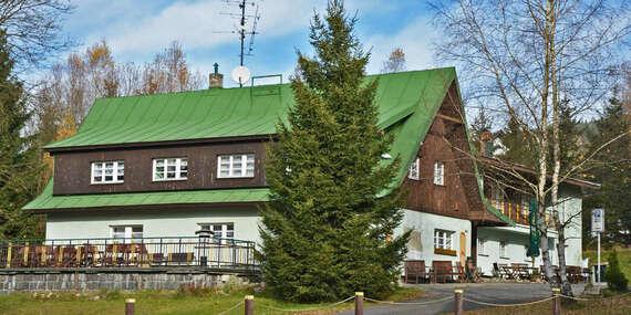 Hotel U Supa*** v Harrachově s polopenzí a večerními all inclusive nápoji/Krkonoše - Harrachov
