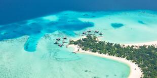 Maledivy pre 2 osoby s plnou penziou a programom