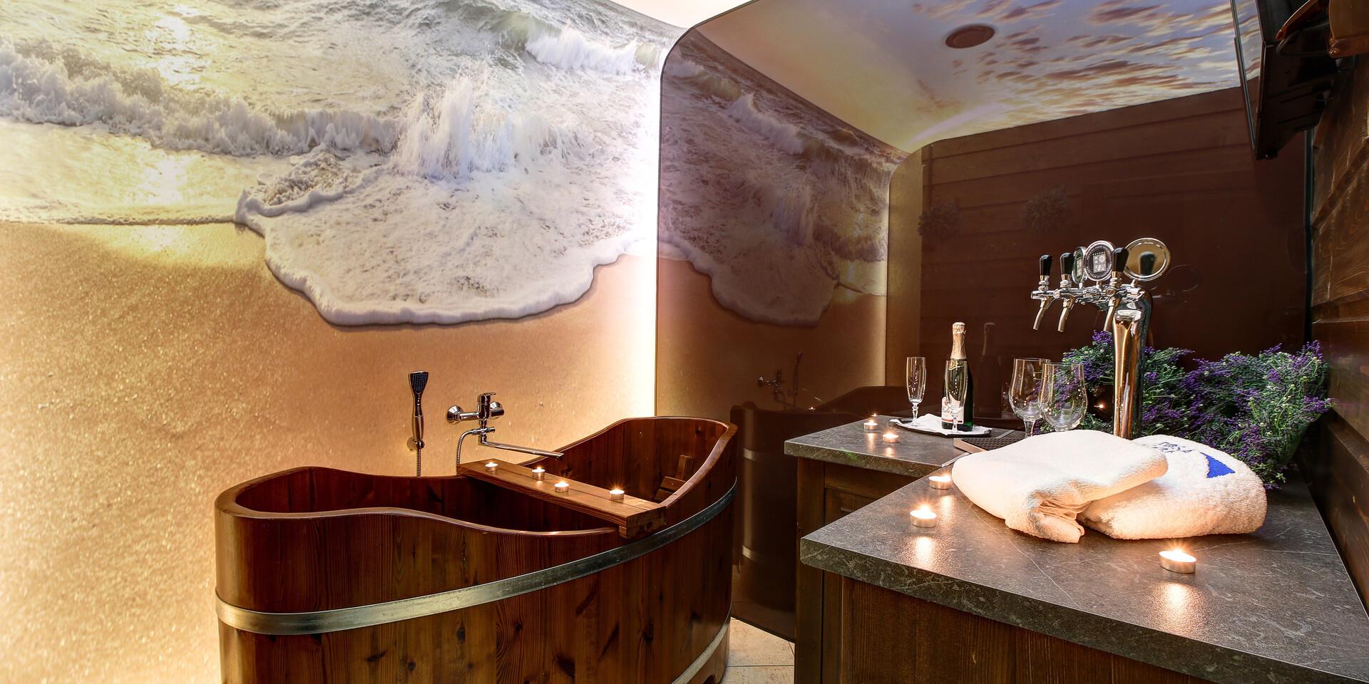 Wellness pobyt na Prednej hore s ubytovaním v chatke s polpenziou, soľnou jaskyňou a darčekom