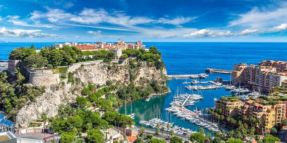 FIRST MINUTE: Provensalsko (Marseille, Cannes, Monako) s návštevou najväčšieho kaňonu Európy/Francúzsko - Provensalsko
