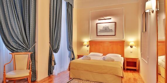 Belvedere Spa & Wellness**** s bohatou polpenziou - jeden z najkrajších hotelov Mariánskych Lázní/Česko - Mariánské Lázne
