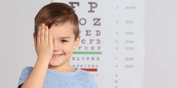 Profesionálne vyšetrenie zraku alebo darčekový poukaz v centre Vision Care/Bratislava – Karlova Ves