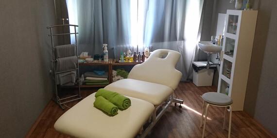 Wellness puzzle - poskládejte si balíček péče přesně podle svého: 90 minut péče s masáží a procedurou dle vašeho výběru/Praha 5 - Motol