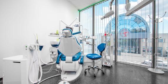 Bielenie zubov, dentálna hygiena alebo vstupná prehliadka s RTG/Bratislava – Petržalka – Vienna Gate